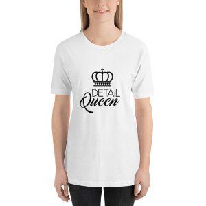 Detail Queen Short-Sleeve Unisex T-Shirt