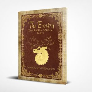 The Envoy: The Anselm Saga Part 1